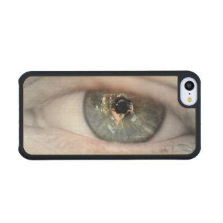 Eye-Macro Maple iPhone 5C Slim Case
