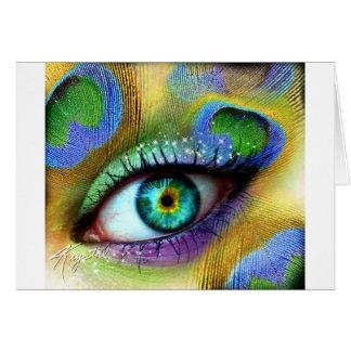 Eye Magic Greeting Card