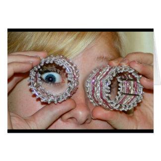 Eye Miss You! Card