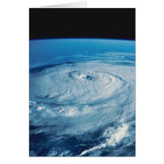 Eye of a Hurricane Card