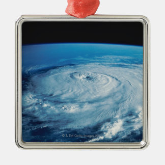 Eye of a Hurricane Christmas Ornament