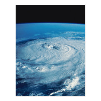 Eye of a Hurricane Postcard