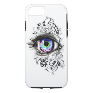 Eye of and Angle iPhone 7 Case