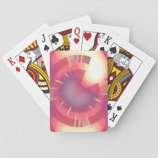 Eye of Awe Playing Cards