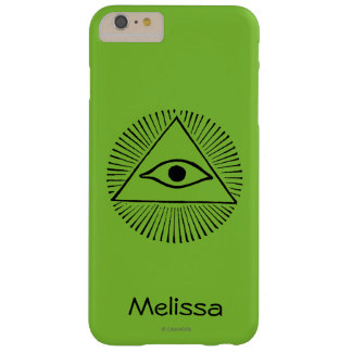 Eye Of God Barely There iPhone 6 Plus Case