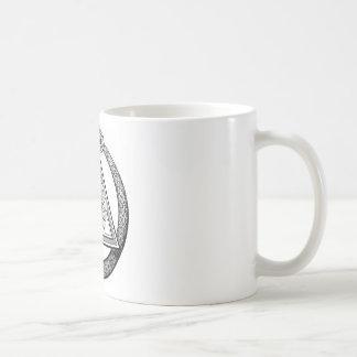 Eye of God Basic White Mug