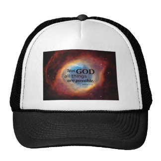 Eye of God Cap