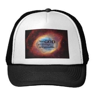 Eye of God Hats