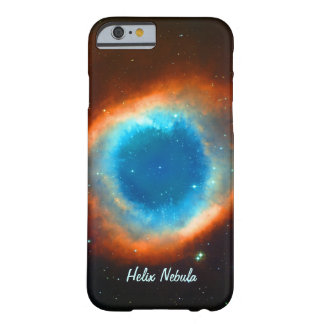 Eye of God Helix Nebula, Galaxies and Stars Barely There iPhone 6 Case