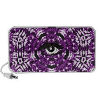 Eye of hope_ laptop speaker