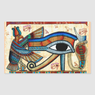 EYE OF HORUS Ancient Egypt Stickers