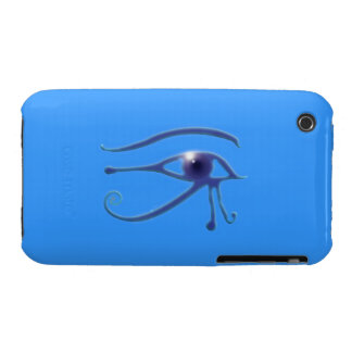 Eye of Horus Ancient Egyptian Wadjet Symbol iPhone 3 Case-Mate Case