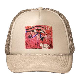 Eye of Horus Apparel Mesh Hats