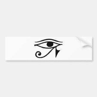 Eye of Horus Bumper Sticker