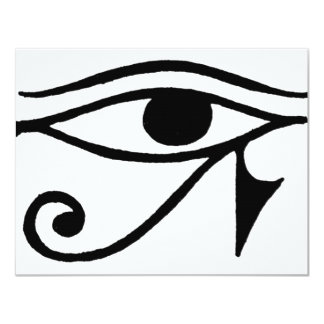Eye of Horus Card