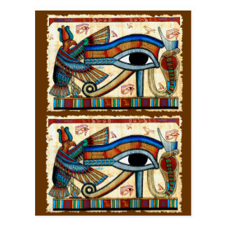 EYE OF HORUS Collection Post Card
