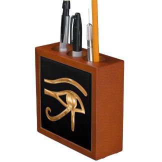 Eye of Horus Desk Organiser