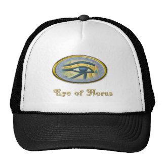 Eye of Horus Egyptian god Trucker Hats