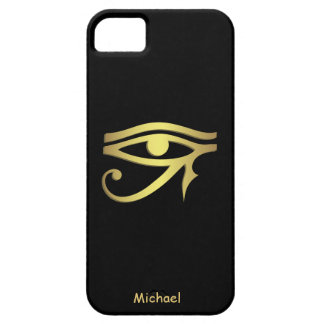 Eye of horus Egyptian symbol Barely There iPhone 5 Case