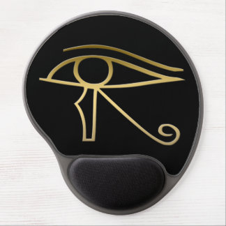 Eye of Horus Egyptian symbol Gel Mouse Pad