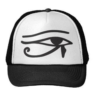 Eye Of Horus Egyptian Symbol Mesh Hat