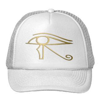 Eye of Horus Egyptian symbol Hats