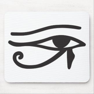 Eye Of Horus Egyptian Symbol Mouse Mat