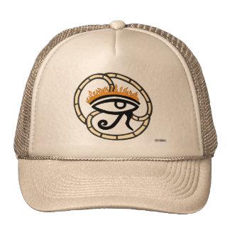 Eye of Horus Gold Hat