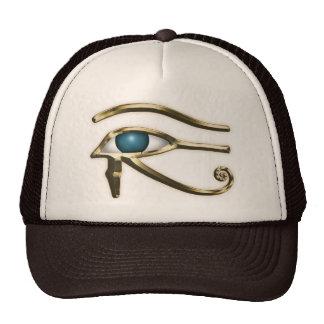 Eye Of Horus Trucker Hats