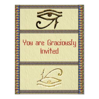 Eye of Horus Invitations