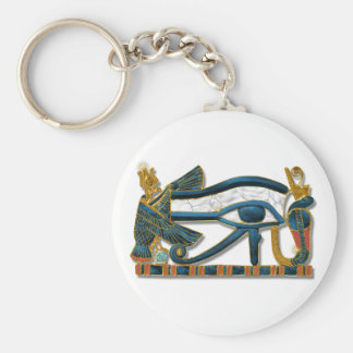 Eye of Horus Key Ring