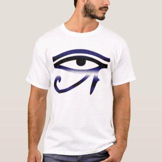 Eye of Horus Leather Pride T-Shirt