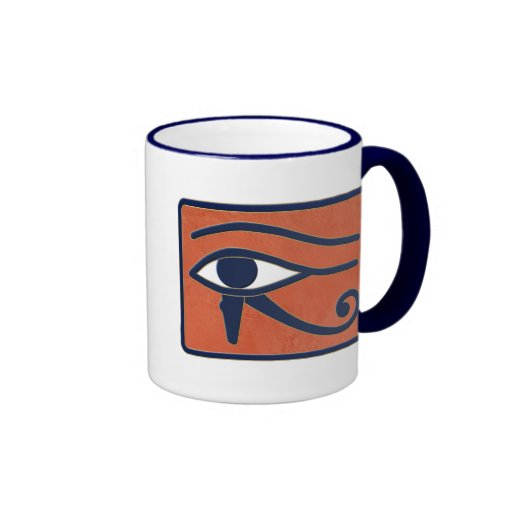 Eye of Horus Coffee Mugs