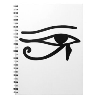 Eye of Horus Notebook
