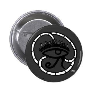 Eye of Horus (Sillohette) Pin