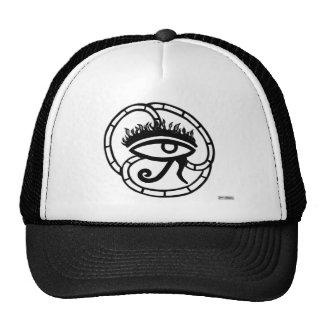Eye of Horus Sillohette Hat