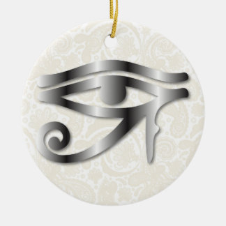 Eye Of Horus - Steel 1 - Ornament