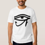 eye of horus tee shirts