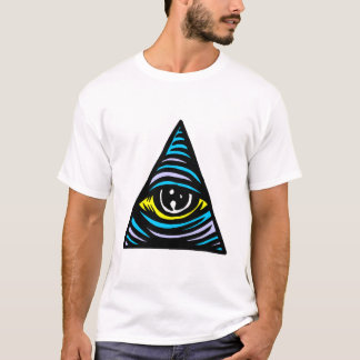 Eye of Illuminati T-Shirt