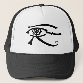 Eye of Khopesh Trucker Hat