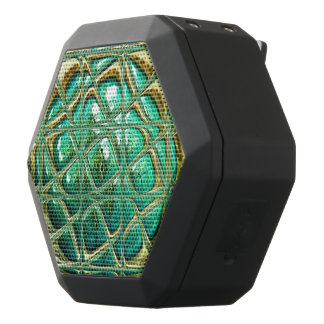 Eye of lizard black bluetooth speaker