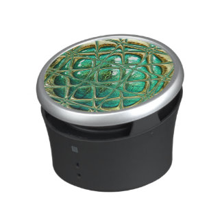 Eye of lizard speaker