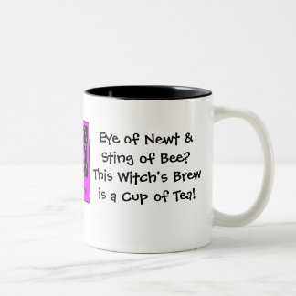 Eye of Newt Sting of Bee Witch s Brew Mug