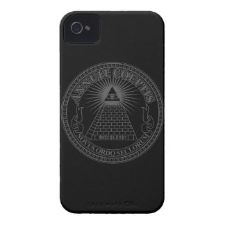 Eye of Providence 2 iPhone 4 Case-Mate Cases