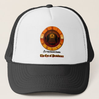 Eye of Providence clock Trucker Hat