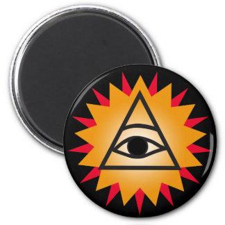 Eye of Providence Magnet