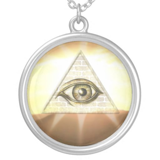 Eye of Providence Custom Jewelry