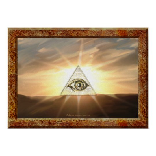 Eye of Providence Print