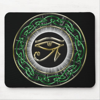 Eye Of Ra Mouse Pad