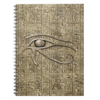 Eye Of Ra Notebooks